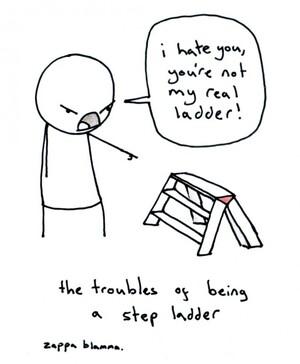 Step Ladder Broadsheet Ie